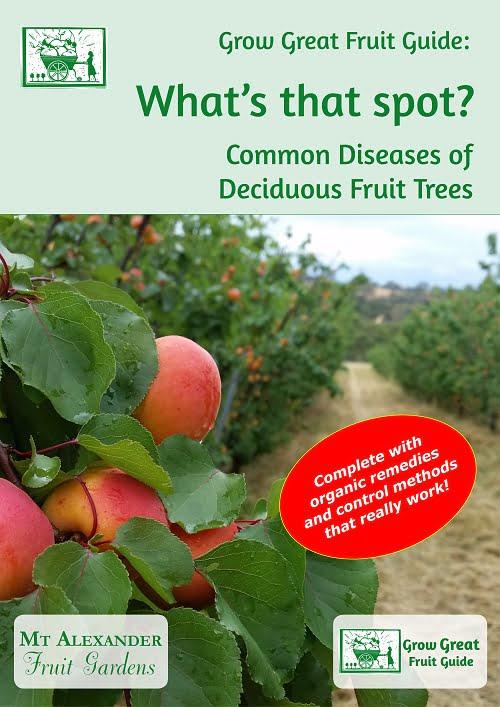 diseases of organic fruit trees