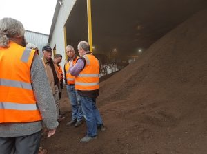 Tour of the Neutrog certified organic fertiliser factory