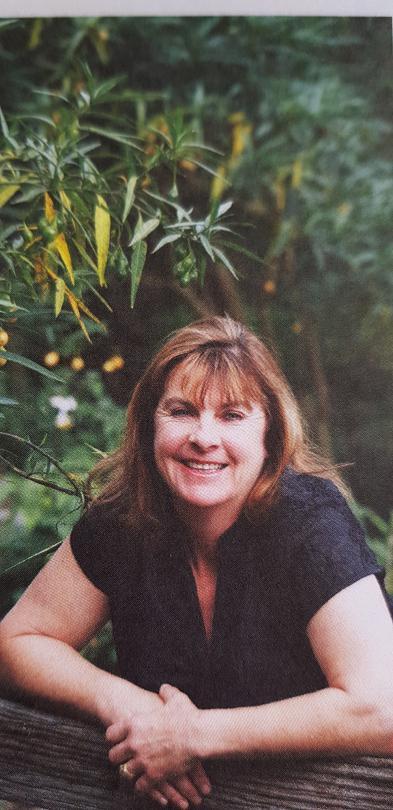 Julie Weatherhead, author of Australian Native Food Harvest