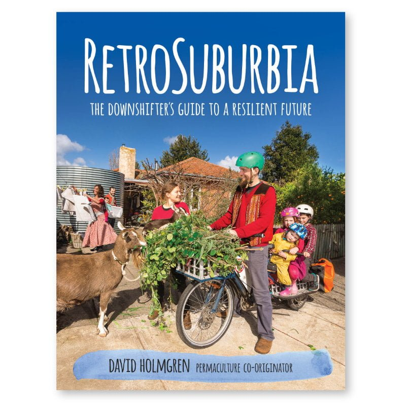 The cover of Retrosuburbia
