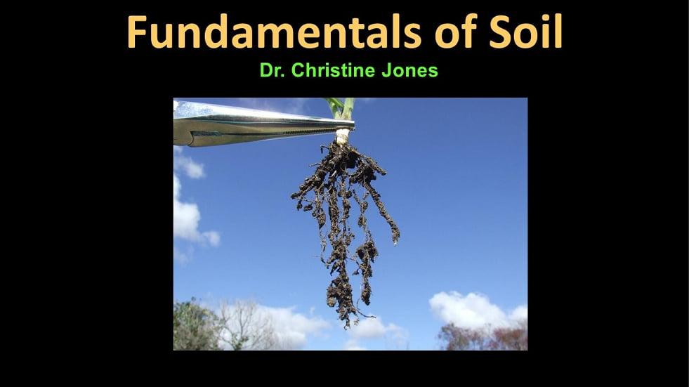 The Fundamentals of Soil Masterclass